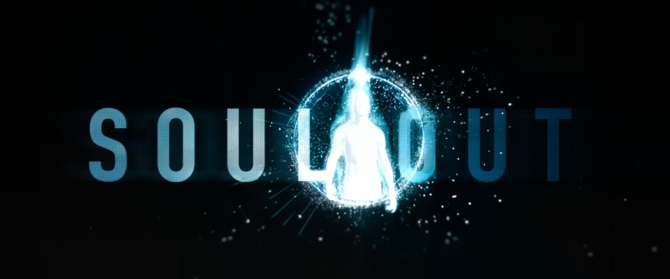 No Pretendas, Video and Motion Design production, Soul Out screen shoot_ logo creation 3